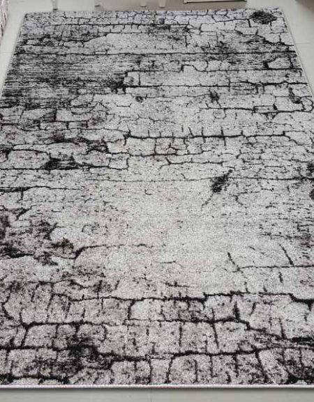 Dywan Fryz Rainbow 108 mur beż, krem