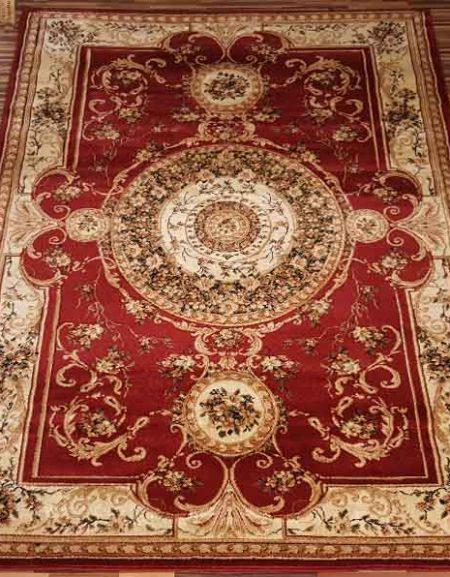 Dywan tradycyjny Yesemek 6548A Red
