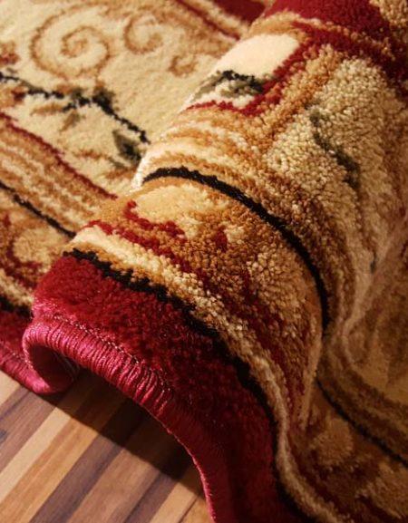 Dywan owalny tradycyjny Yesemek 6548A Red